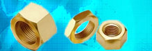 Brass Nuts DIN 934 Brass hex nuts manufacturers exporters in india Jamnagar based suppliers indian Brass Hex Nuts DIN 934  Brass Bolts and Nuts    Brass lock Nuts DIN 439  Brass Panel Nuts , Brass Acorn Nuts Dome Nuts,Brass Jam Nuts,Brass Flanged Back Nuts,Brass Square Nuts DIN 557  Brass Dome Nuts Acorn Nuts   Brass Cap Nuts DIN 1587  Brass Moulding Inserts  Brass Injection moulding Inserts   Brass Roto Rotational moulding Inserts Brass Threaded Inserts   Brass Plastic Moulding Inserts, Brass Rubber Moulding Inserts    Brass Inserts for Thermoset    Brass Expansion Type Inserts