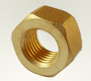 Brass hex nuts Brass hex bolts