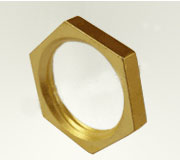 Brass hexagonal nuts Brass hexagonal bolts india