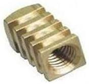 Brass Roto Moulding inserts Brass inserts for rotational moulding plastic molding inserts